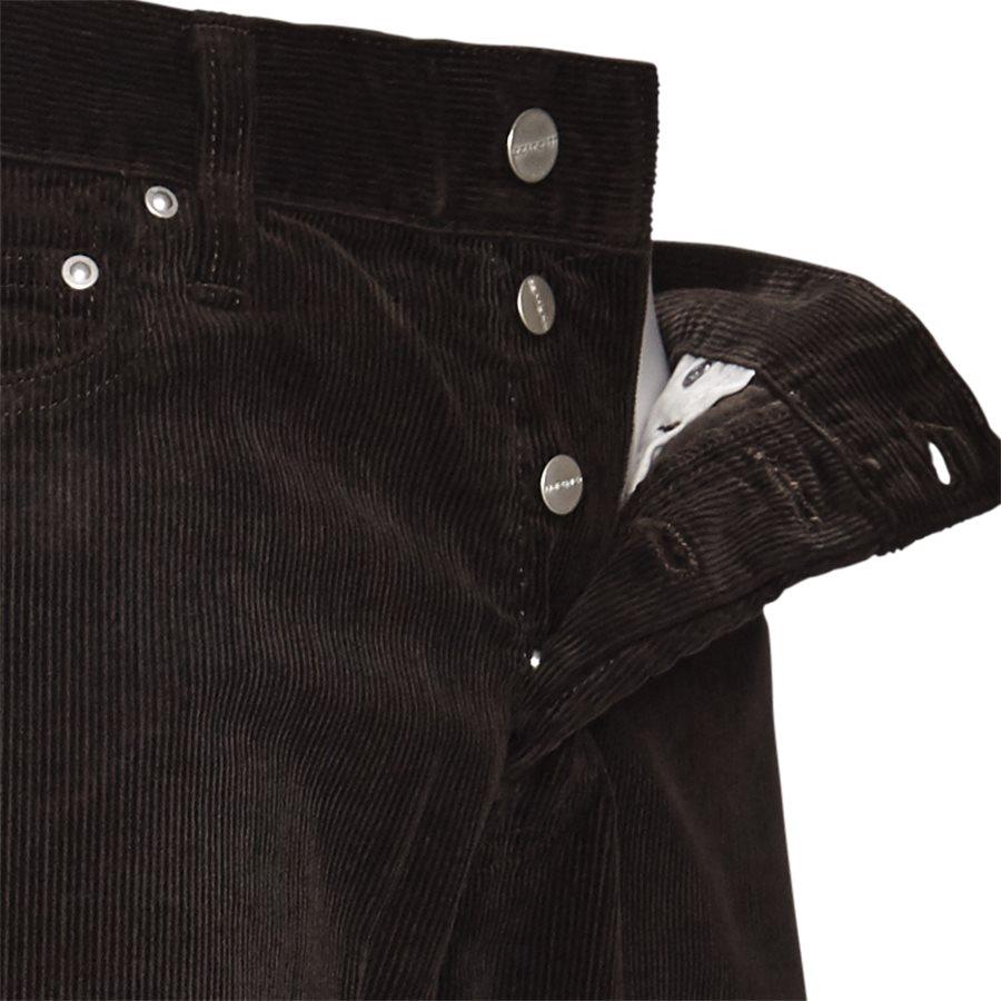KLONDIKE PANT I025816 - Klondike Pant - Bukser - Regular - TOBACCO RINSED - 4